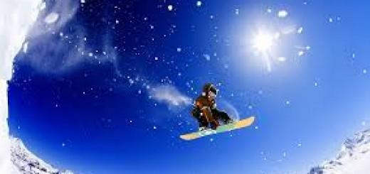 snieglentes