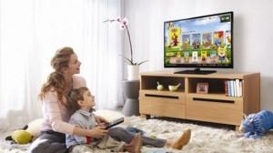 smart tv televizoriai
