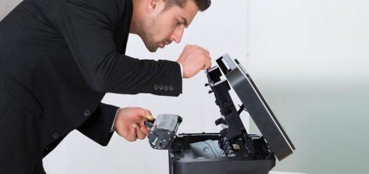 sugedes spausdintuvas